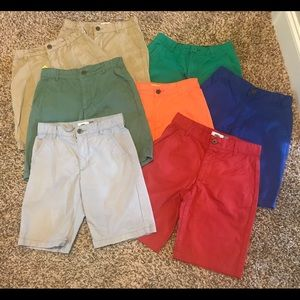 Bundle of 8 boys SZ 8 Shorts